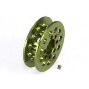 Polea dentada 11 D 1,8 mm eje 3 mm