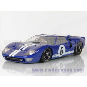 Ford MK II GT 40 Qualification Le Mans 1966 nº6