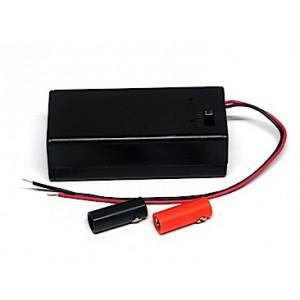 Caja para bateria para mando SCP con configuracion OXIGEN
