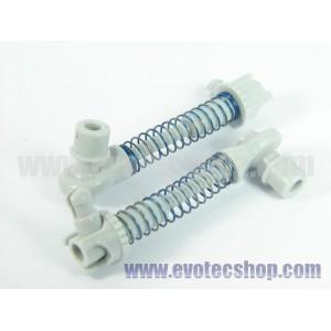 Amortiguador regulable Rotula x 2