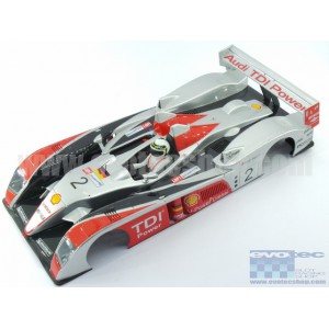 Carrocería completa Audi R10 Le Mans