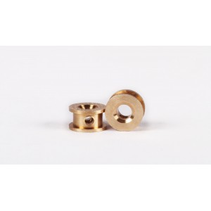 Cojinete bronce baja fricción (2pcs)