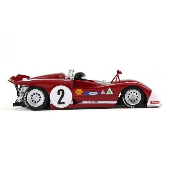 Alfa Romeo 33/3 5 Targa Florio Winner 1971 [SICA11G