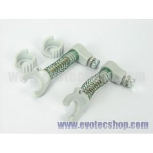 Amortiguador regulable tornillo EVO Horquilla x 2