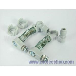 Amortiguador regulable tornillo Rotula R EVO x 2