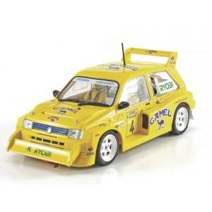 MG Metro 6R4 Rally Canarias 91 Fernando Capdevila