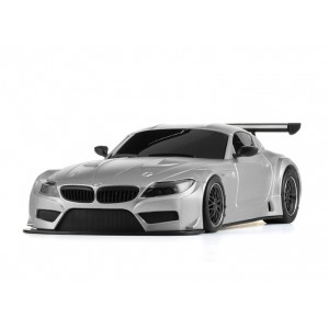 BMW Z4 E89 Test Car Silver