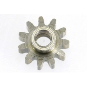 Piñon 11 dientes 6.5mm para eje 2mm y corona 15,5