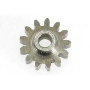 Piñon 13 dientes 7.5mm para eje 2mm y corona 14,5
