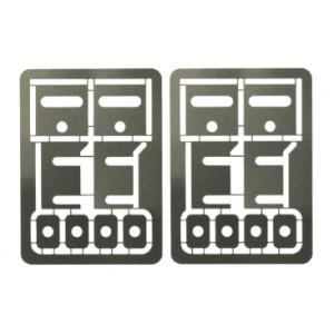 Separadores 0.25 mm para soportes de eje SWRC