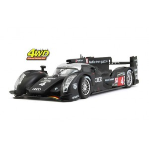 Audi R18 e-tron quattro 4 Le Mans test 2013