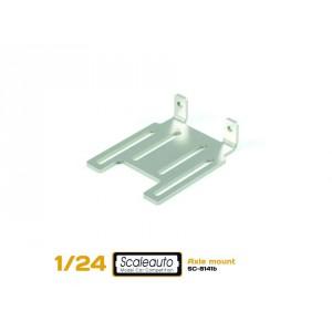 Subchasis regulacion eje delantero acero 1,2mm