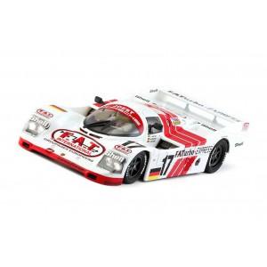 Porsche 962C LH n.17 Le Mans 1993