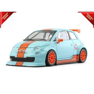 Abarth 500 Assetto Corse Limited Gulf Edition