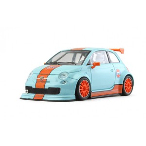 Abarth 500 Assetto Corse Limited Gulf Edition