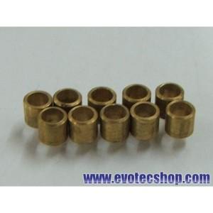 Separadores 3/32 laton 4 mm (10uds)