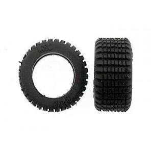 Neumático G1 de 18x10mm llanta 15a17 rallado aguja