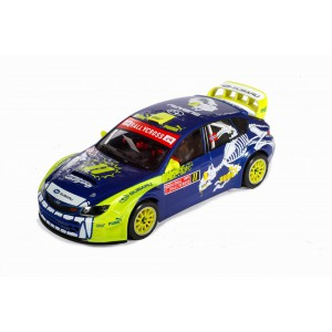 Subaru Rally Cross Car 1 - blue
