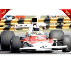 McLaren M23 1º GP Argentina 1974 6 D. Hulme