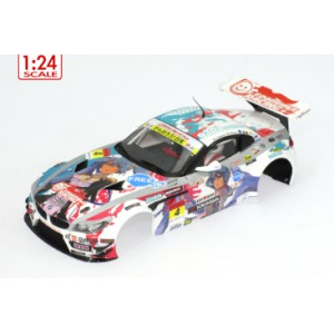 Carroceria 1/24 BMW Z4 GT3 Japan GT 2011 Studie AG