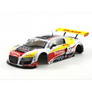 Carroceria 1/24 Audi R8 GT3 Spa 2010 DHL