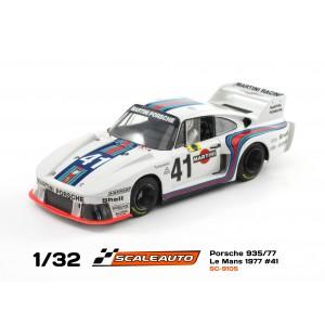 Porsche 935-77 LeMans 1977 41 Martini