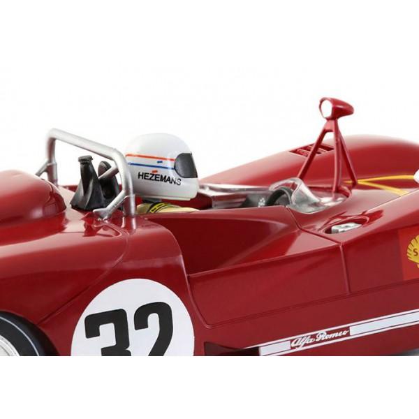 Alfa Romeo 33/3 32 12H. Sebring 1971 [SICA11H]