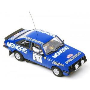 FORD ESCORT MKII RS2000 MONTECARLO 1981