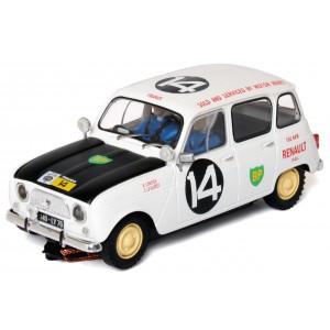Renault 4L East African Safari