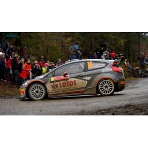 Calca 1/32 Ford Fiesta WRC Lotos Rally Montecarlo