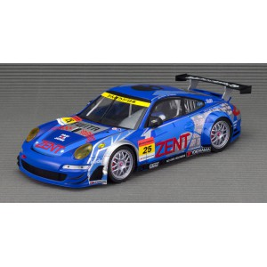 Porsche 911 GT3 RSR Super GT 2011 33 Zent