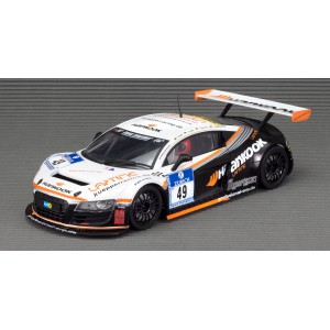 LMS GT3 24h. Nurburgring 2010 49 Hankook
