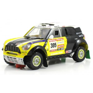 Mini All 4 Racing 305 Nani Roma 2nd chasis Dakar