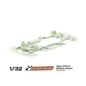 Chasis SRT Viper GTS R-Version Medium (Gris)