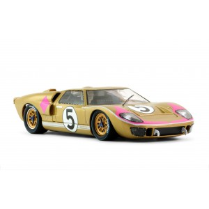 Ford MKII  nº5 3º Le Mans 1966