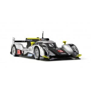 Audi R18 TDI nº3 24 h Le Mans 2011