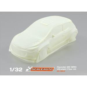 Carrocería Hyundai I20 WRC en fibra ultraligera