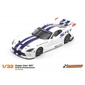 Dodge Viper SRT GTS-R Presentation