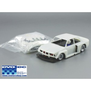 Bmw 320i Gr.5 Version-1 White Racing Kit