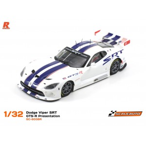 Dodge Viper SRT GTS-R Racing AW Presentation