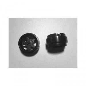 Llanta R9 aluminio 19x10.5 color negro