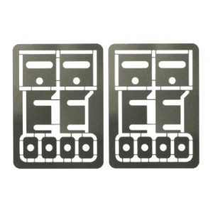 Separadores 0.5 mm para soportes de eje SWRC