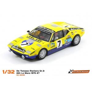 De Tomaso Pantera Gr.3 LeMans 1975 n7 Beurlys