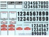 Calcas CLASSIC RALLY PLATES