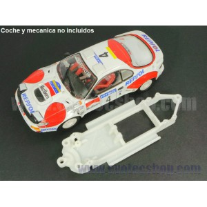 Chasis 3D Lineal Toyota Celica GT4 ST185 Team Slot