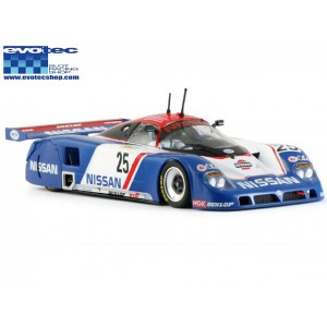 Nissan R90V n 25 24h Le Mans 1989