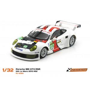 Porsche 991 RSR 24H. Le Mans 2013 Winner 92