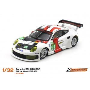 Porsche 991 RSR 24H. Le Mans 2013 2nd 91