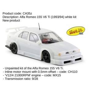 Alfa 155 DTM White Racing Kit