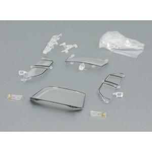Alfa 155 DTM Cristales y faros